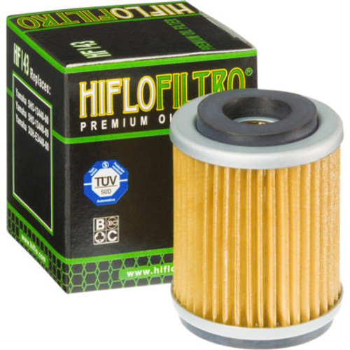 HifloFiltro Oil Filter-Yamaha Vino 125