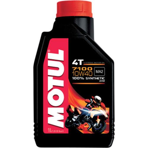 Motul 7100 Synthetic Ester Engine Oil-10W40