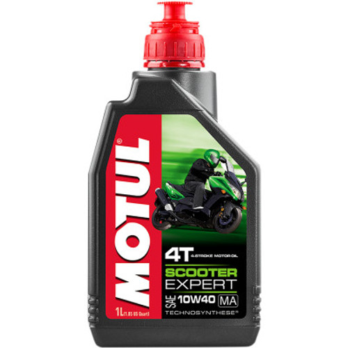 Motul Scooter Expert 4T Engine Oil-10W40