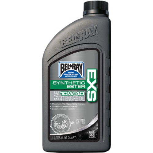 Bel Ray EXS Synthetic Ester Engine Oil-10W40
