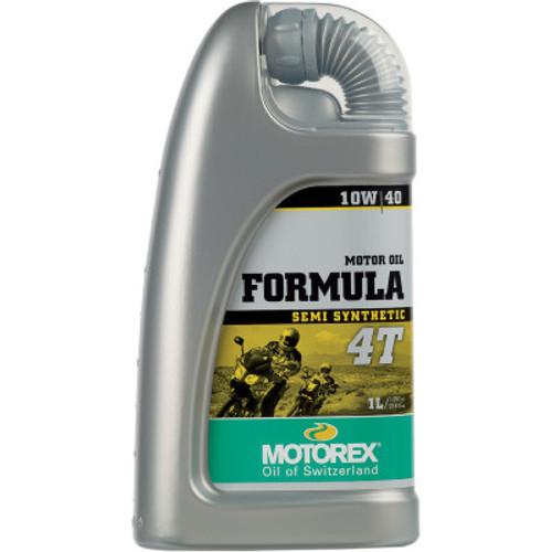 Motorex Formula 4T Semi-Synthetic Engine Oil-10W40