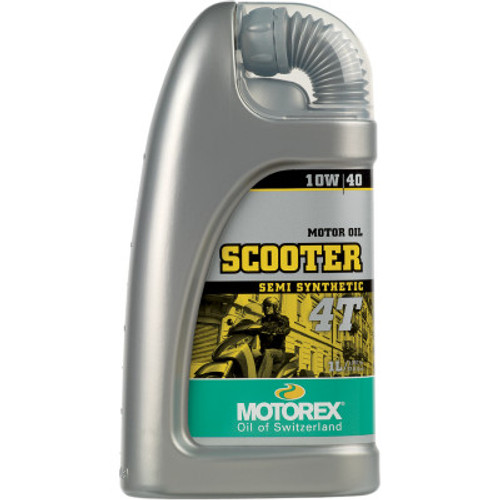 Motorex Scooter 4T Semi-Synthetic Engine Oil-10W40