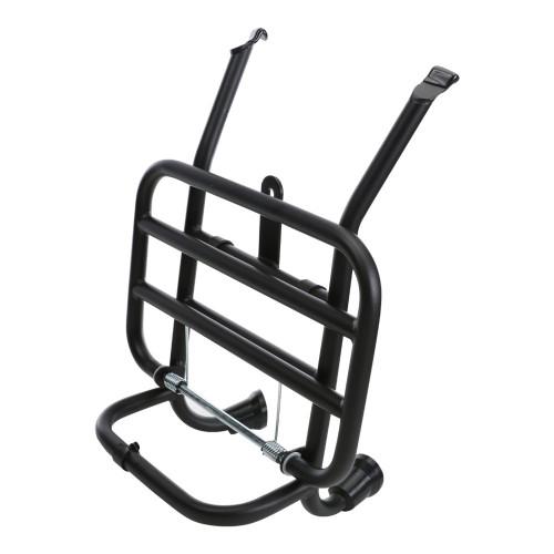 Prima Front Rack (Black); Vespa Primavera, Sprint