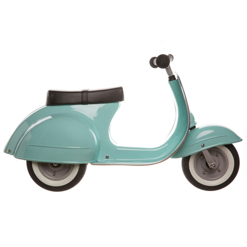 Primo Ride-On Metal Bodied Kids Scooter-Mint Green