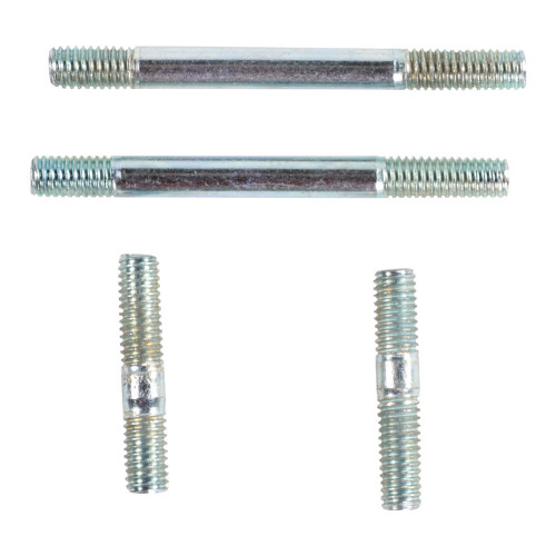 Blue Line Exhaust and Cylinder Stud Set; QMB139