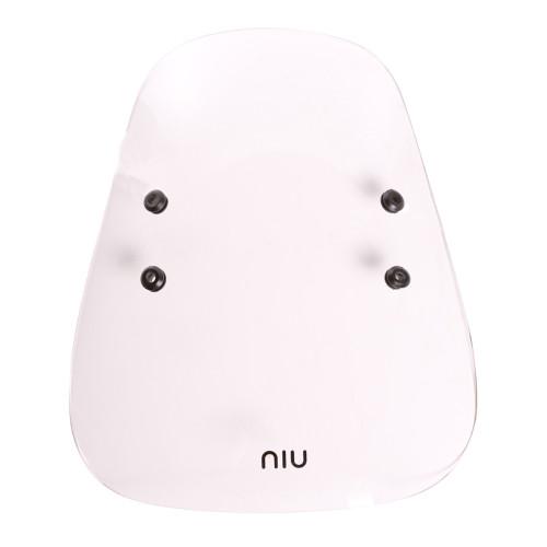 NIU Windscreen (Mid, Clear); NQi GT, NQi Sport