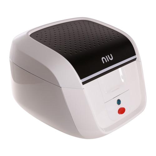 NIU Topcase (Large); NQi GT, NQi Sport, MQi+ in White