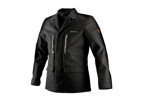 Men's Corazzo Tempeste Jacket-Black