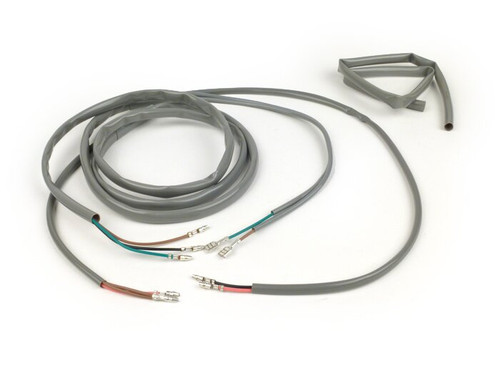 BGM Lambretta Simplified Wiring Harness Grey-12V AC
