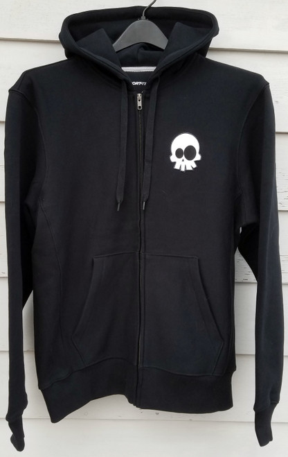 Piston Ported Heavy Metal Zip-Up Hoodie