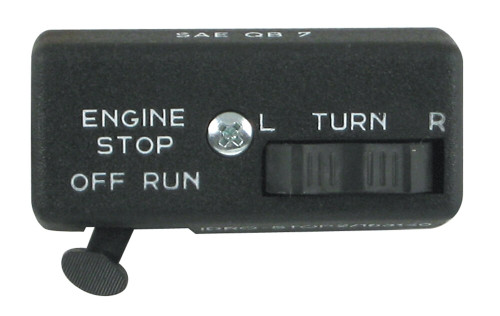 Switch Cover (RH Kill Turn ) ;  P