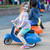 Primo Ride-On Metal Bodied Kids Scooter-Blue