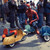 Primo Ride-On Metal Bodied Kids Scooter-Orange