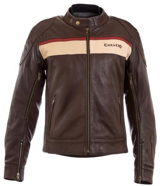 Men's Corazzo Corso Leather Jacket