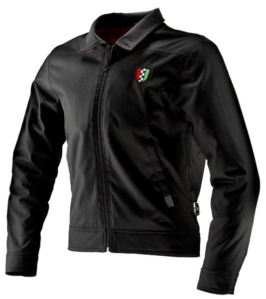 Men's Corazzo Postale Jacket-Black