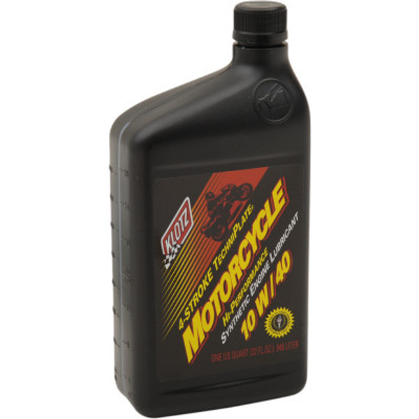 Klotz 4-Stroke Techniplate Synthetic Engine Oil-10W40