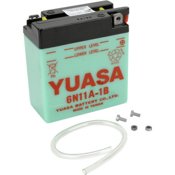 Yuasa 6N11A-1B Battery for Lambrettas