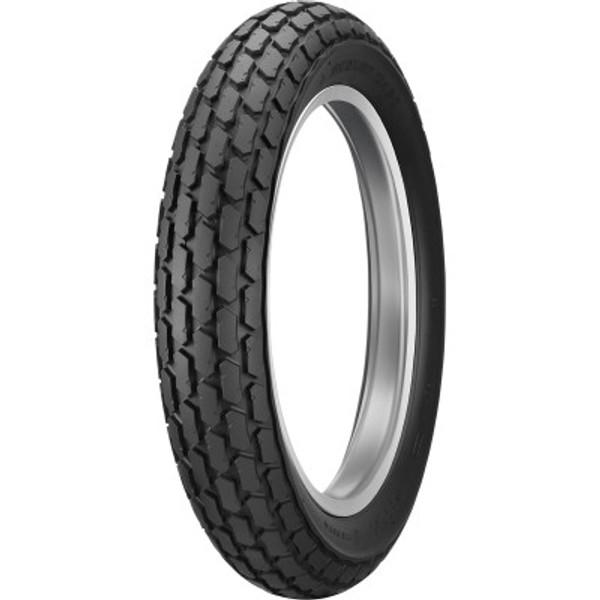 Dunlop K180 Flat Track Scooter Tire- 130/90-10 Rear