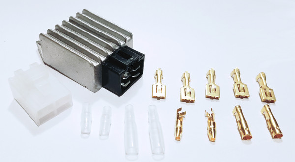 Piston Ported 12V Regulator/Rectifier Kit