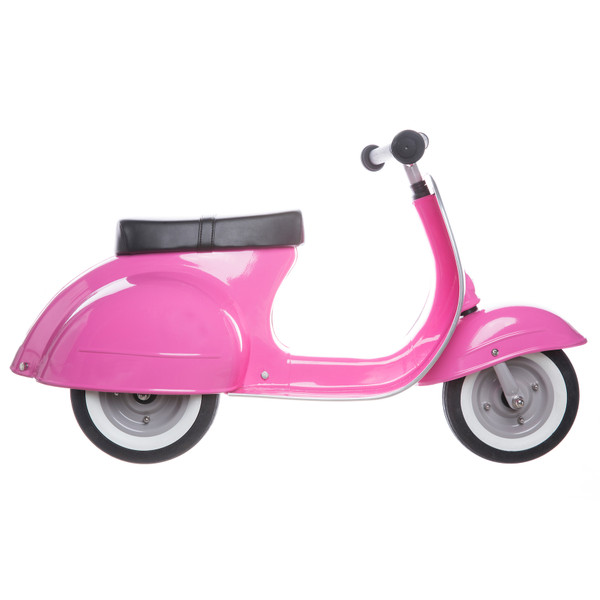 Primo Ride-On Metal Bodied Kids Scooter-Pink