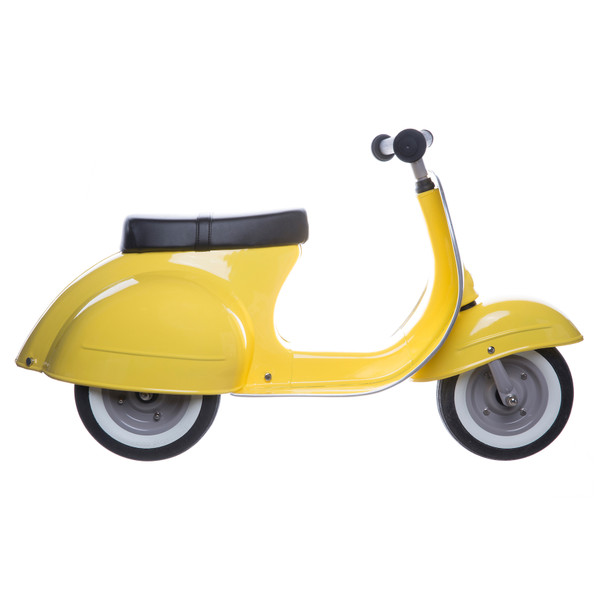 Primo Ride-On Metal Bodied Kids Scooter-Yellow