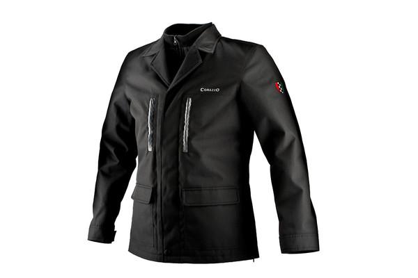 Men's Corazzo Tempeste Jacket-Black