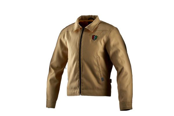 Men's Corazzo Postale Jacket-Khaki