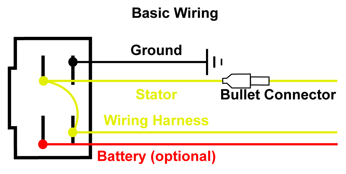 regulator wiring diagrams