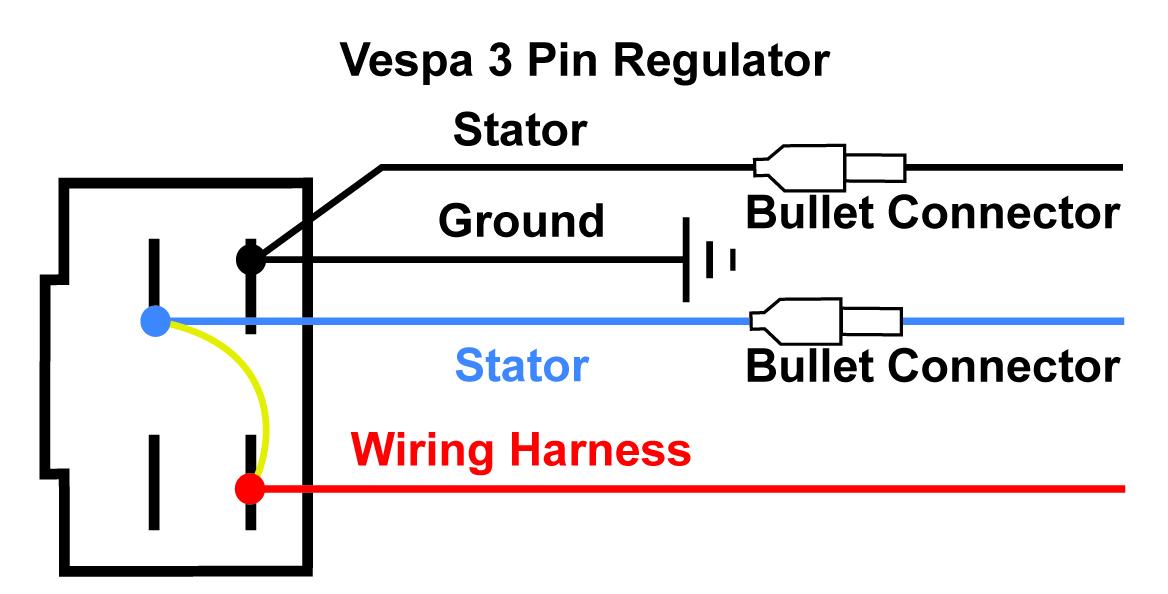 Regulator Wiring Diagrams | Rectifier Regulator Wiring Diagram Hecho |  | Piston Ported