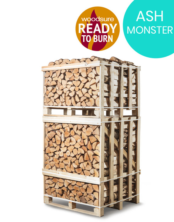 Monster Ash Crate