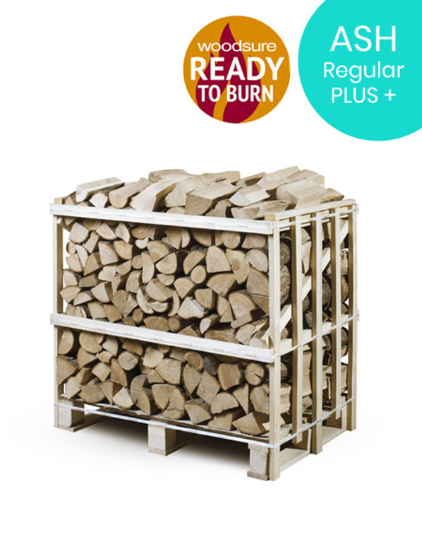 Logs Near Me in regular crates. Ash logs for sale near me.