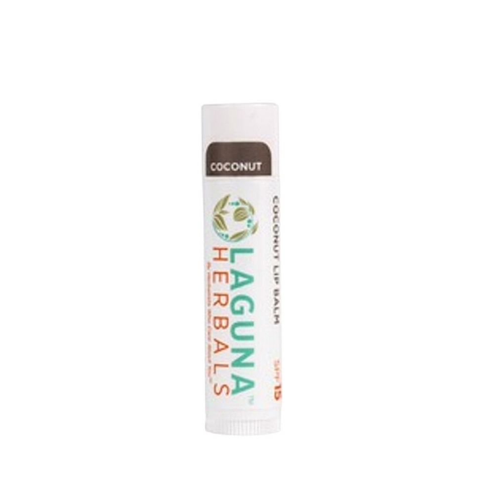Coconut Lip Balm with spf 15