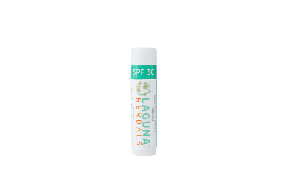 SOLD OUT! Sunscreen SPF 30 Mineral  Coconut Stick