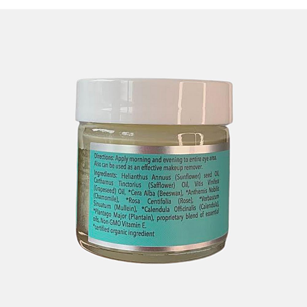 Laguna herbals natural and organic eye balm ingredients