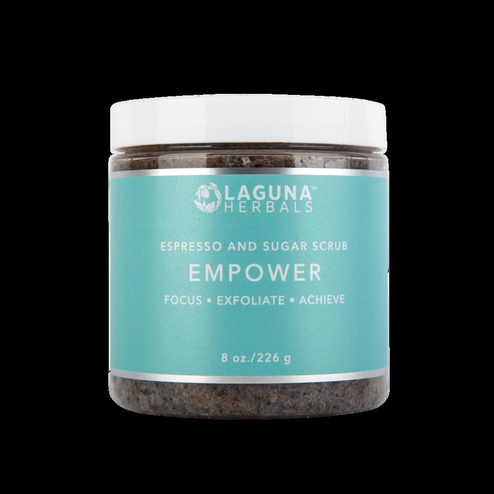 Empower - Espresso and Sugar Exfoliating Body Scrub