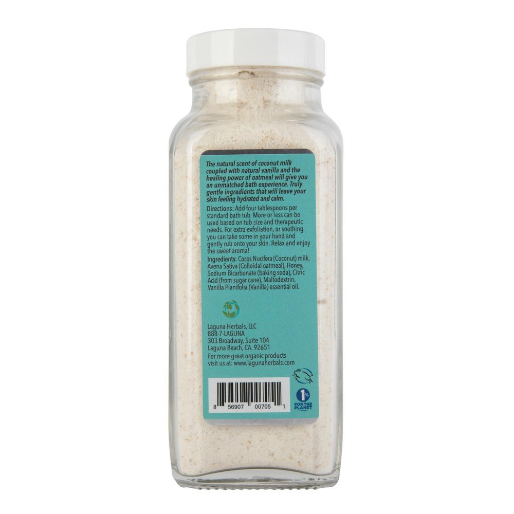 Coconut Milk Bath Soak