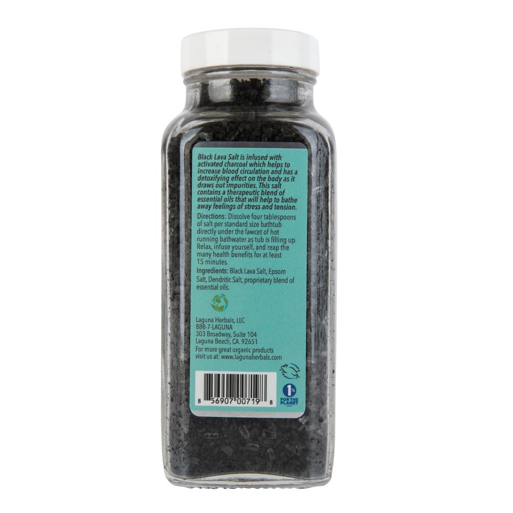 Tranquil - Black Lava Bath Salt