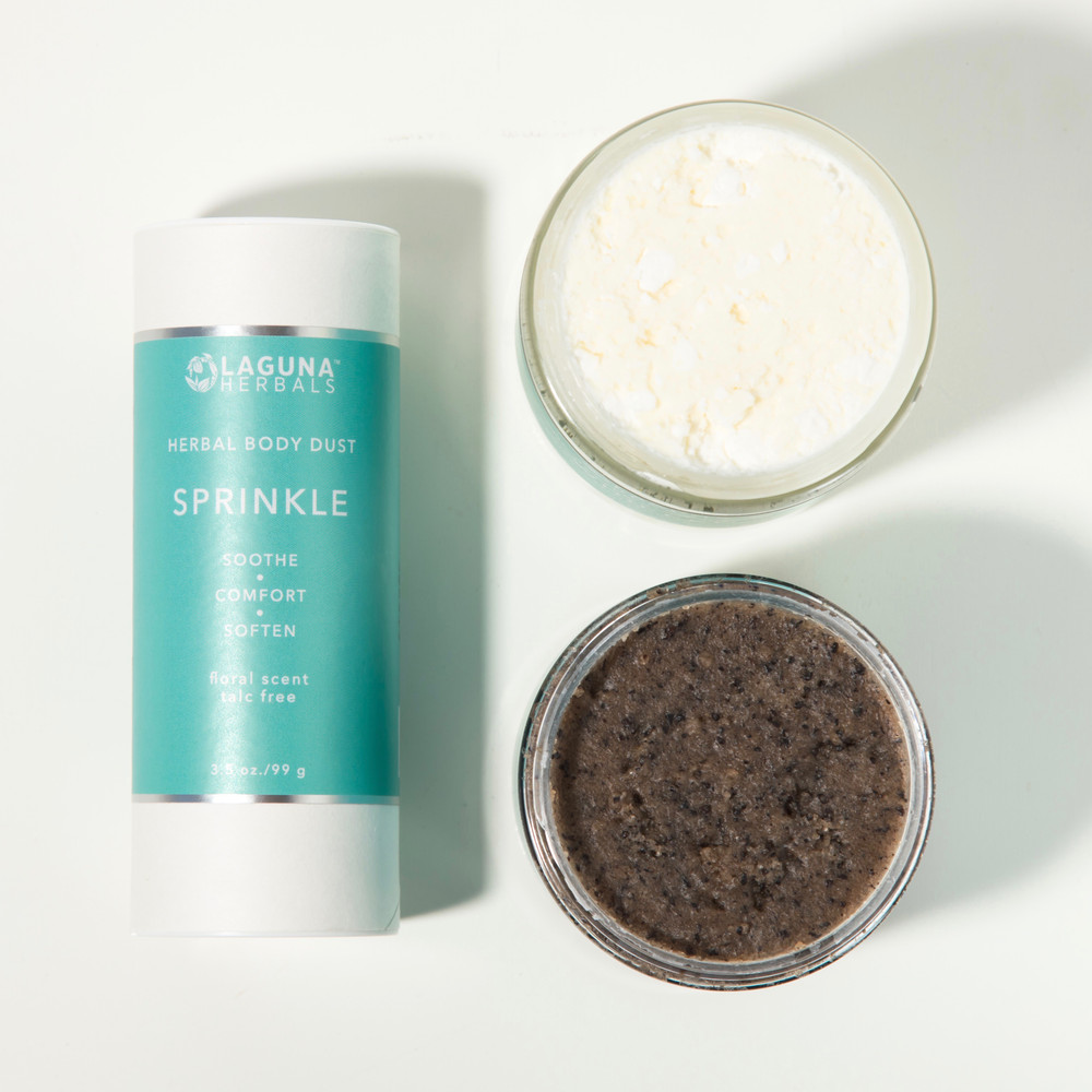 Wake up and smell the Coffee Scrub