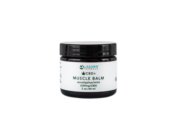 Pain Relief balm with Hemp derived CBD and Arnica.  Best balm for sore muscles