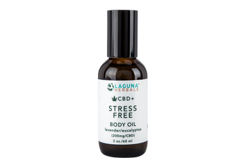 Roll on CBD oil provides relief from pain, anxiety and stress.