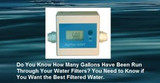 DigiFlow 8000T: Getting the Best Filtered Water
