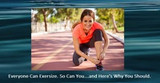 The Value of Exercise & Alkalizing Your Body