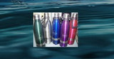 Testing New Stainless Steel Water Bottle for Ionized Water Storage