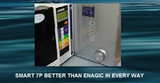 The Smart 7P Water Ionizer is Better than the Enagic SD501 in Every Way