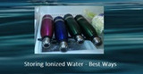 How Long Ionized Water Will Stay Ionized