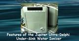 Jupiter Ultra-Delphi Water Ionizer's Outstanding Features
