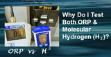 Why Test Both ORP and Molecular Hydrogen?