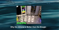 Comparing Jupiter Athena vs the Enagic SD501 for PH, ORP and Fluoride Levels