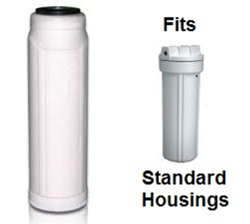 Arsenic, Lead and Fluoride Prefilter