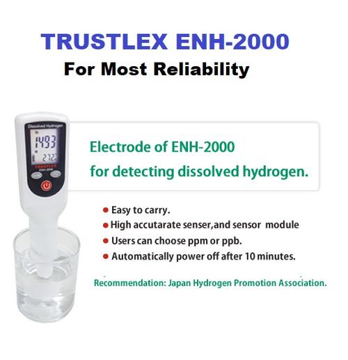 Trustlex ENH-2000 Molecular Hydrogen H2 Meter